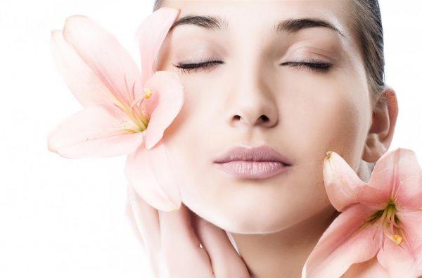 pelle sensibile trattamento