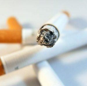 fumo sigarette danni pelle