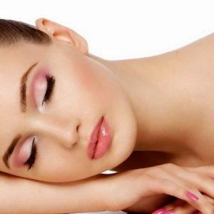 bellezza viso needling cosmetico